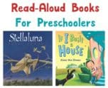 Looking for the best books to read for children? Check out these 5 fabulous read-aloud books for preschoolers!