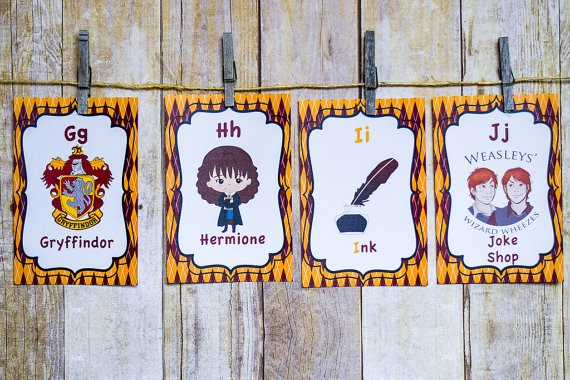 harry potter nursery ideas ANewDae