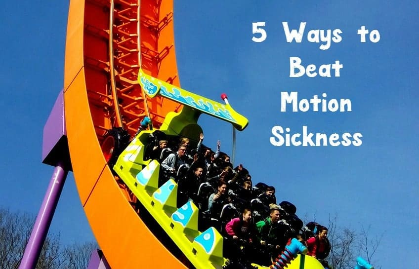 5 Ways to Fight Off Motion Sickness & Ease That Queasy Stomach