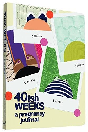 40ish weeks pregnancy journal
