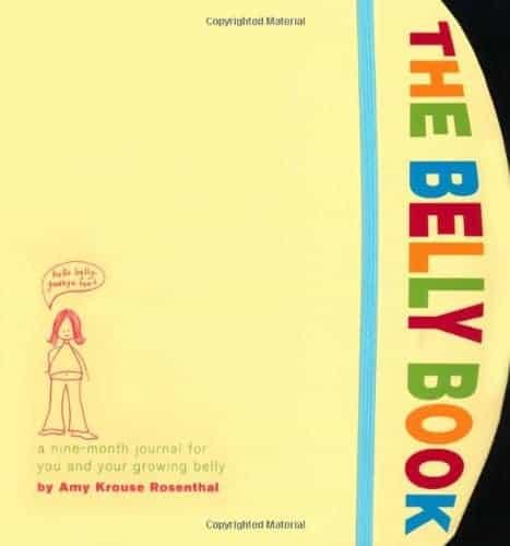 Belly Book Pregnancy Journal