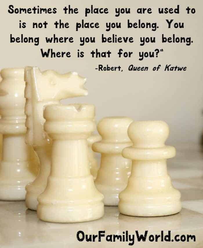 Queen of Katwe Quote