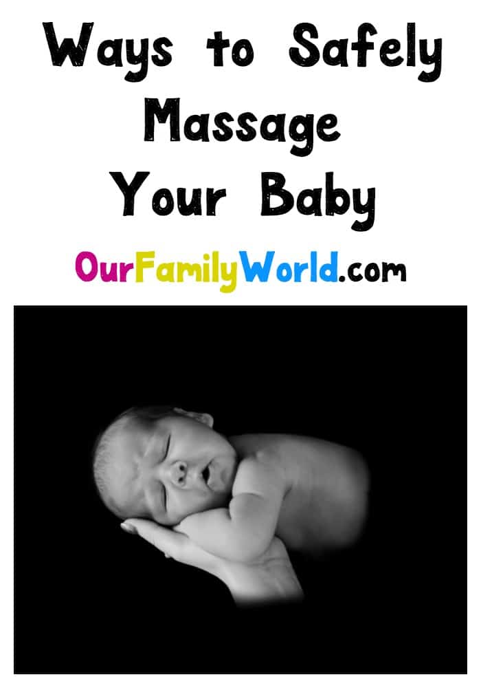 Wondering how to massage a baby? It's a great way to soothe your little one and get circulation flowing! Check out our tips to do it safely!