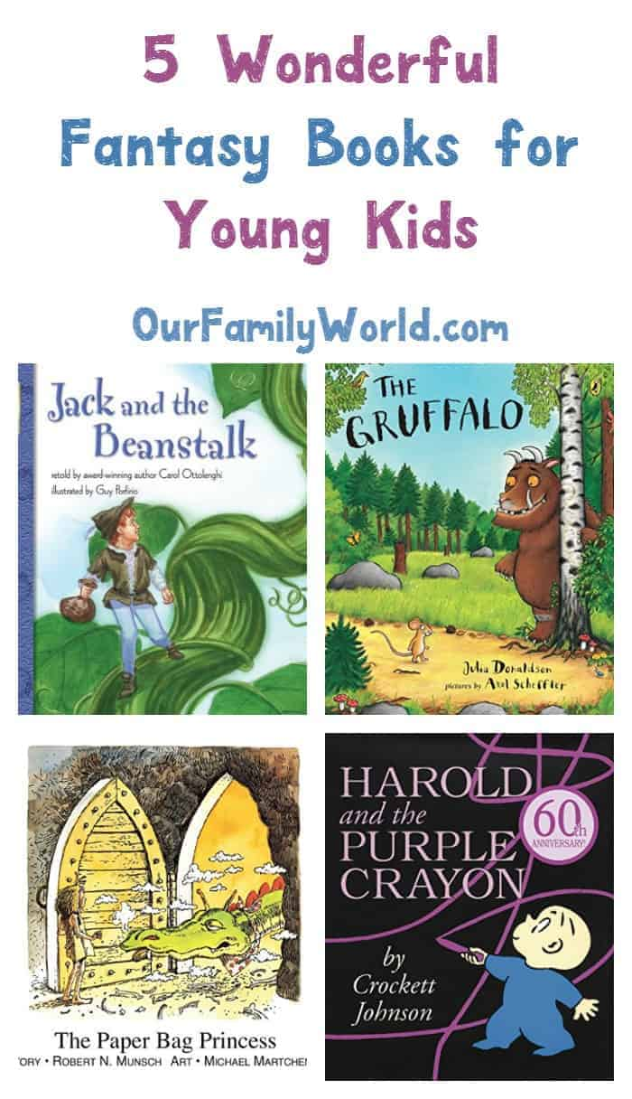 A wonderful world of childrens books