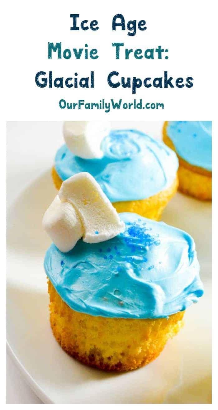 ice age movie treat recipe cupcakes
