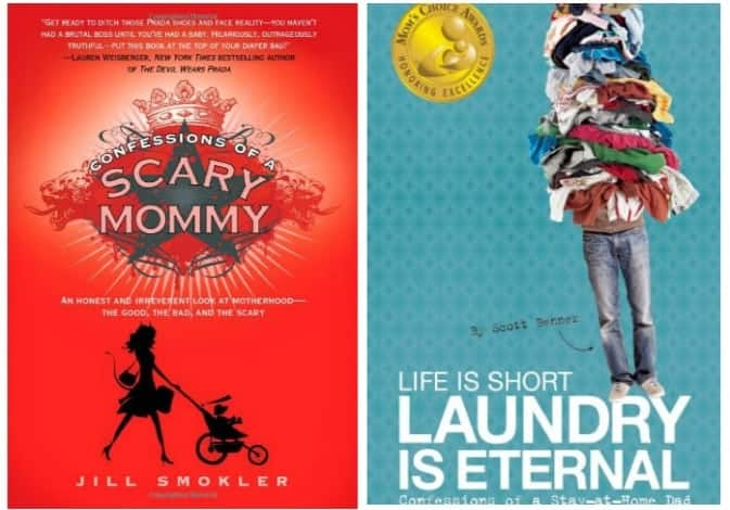 Looking for the best parenting books to read that really tell it like it is? Check out these funny books for women that give you a realistic look at motherhood!