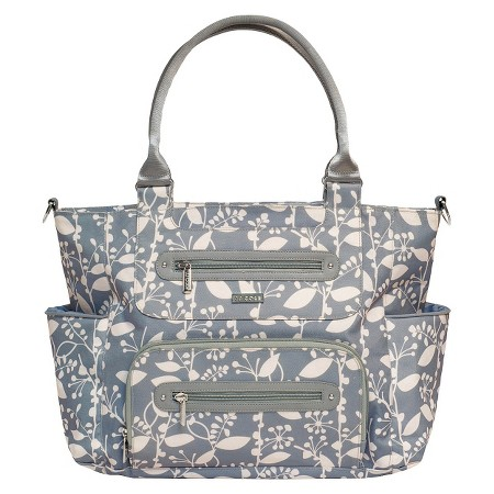 JJ Cole tote diaper bag