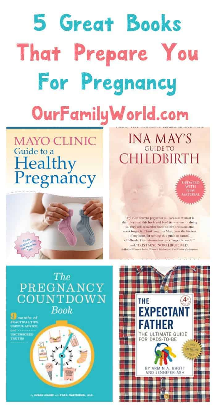 Looking for the best pre-pregnancy books to read? Check out our picks for amazing books that help you prepare for expecting.