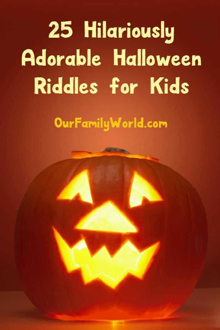 25 Hilariously Adorable Halloween Riddles For Kids In Apr 2021 Ourfamilyworld Com