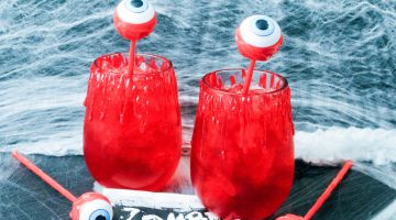 Make Your Monster Bash Even Spookier With Our Virgin Zombie Halloween Drink!