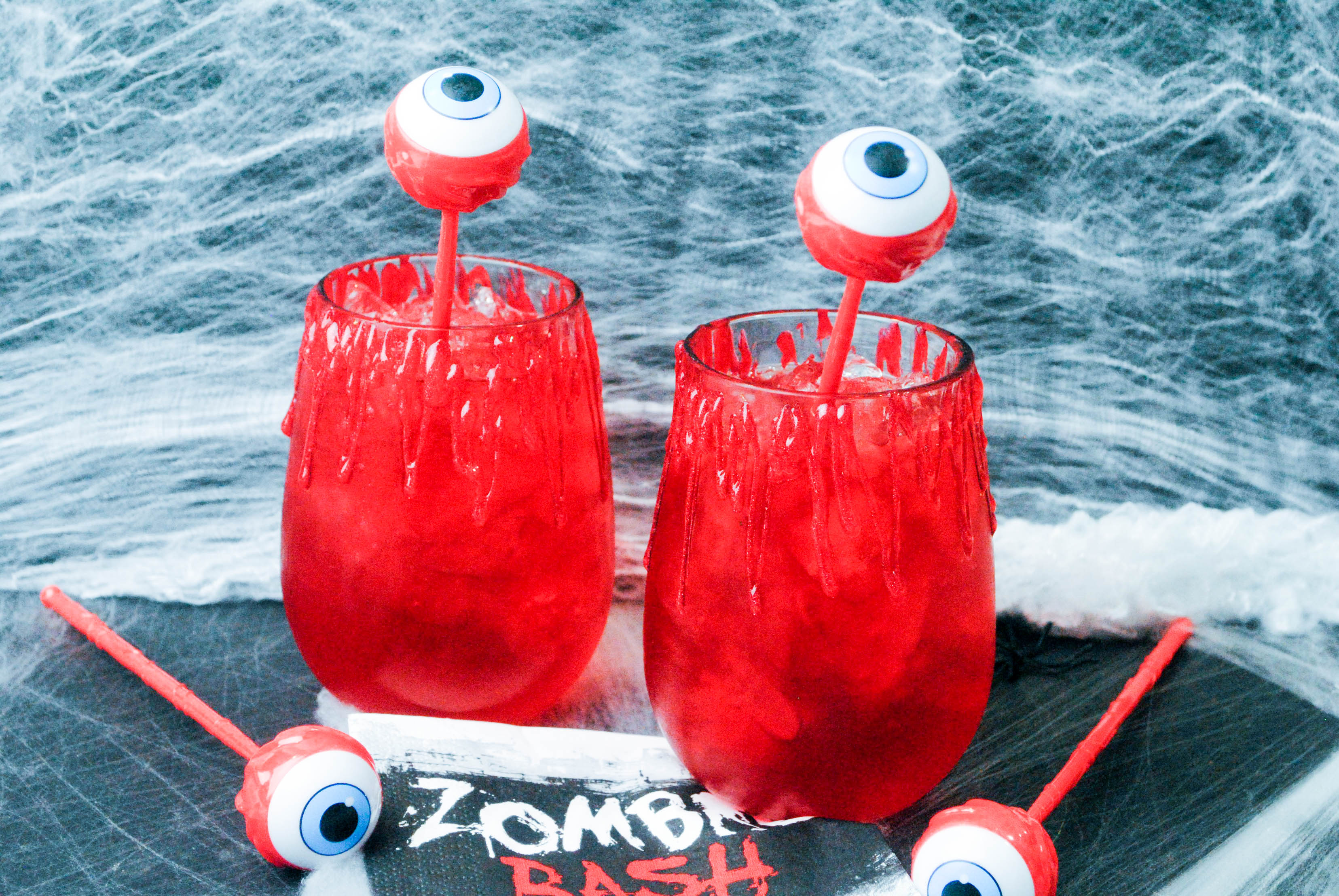 halloween drinks non alcoholic zombie bash drink recipe. Black Bedroom Furniture Sets. Home Design Ideas