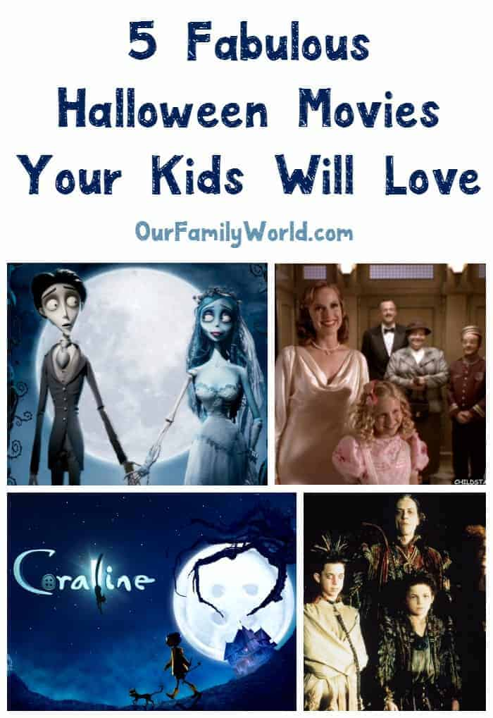 looking for great notsoscary halloween movies for kids check out these
