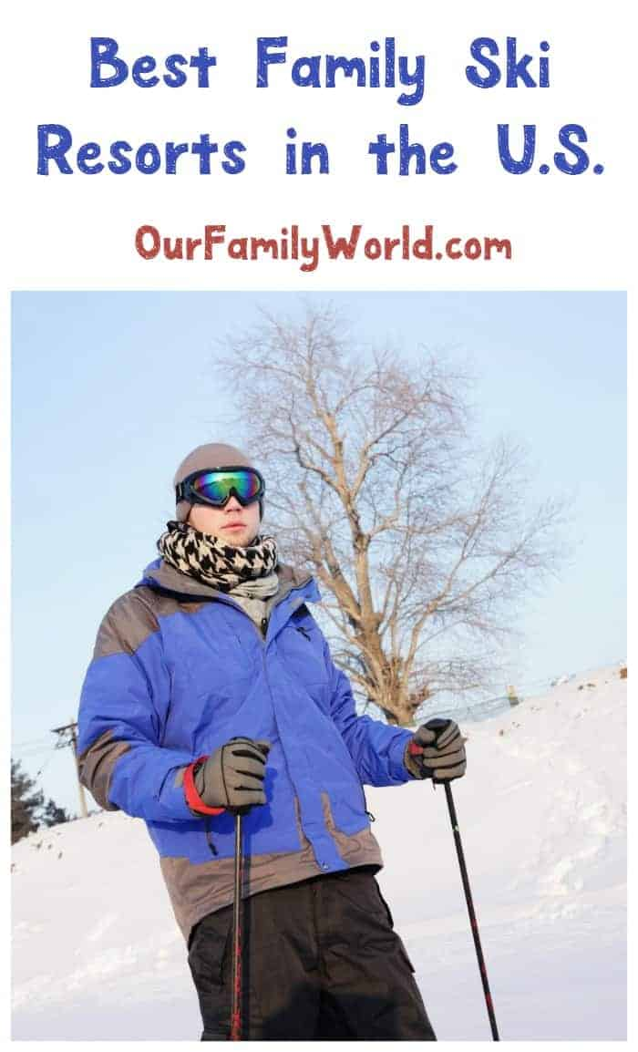 Looking for the perfect winter getaway that everyone will love? Hit the slopes at one of these best family ski resorts in the US!
