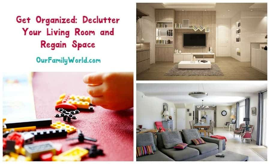 How To Declutter Your House Regain Space