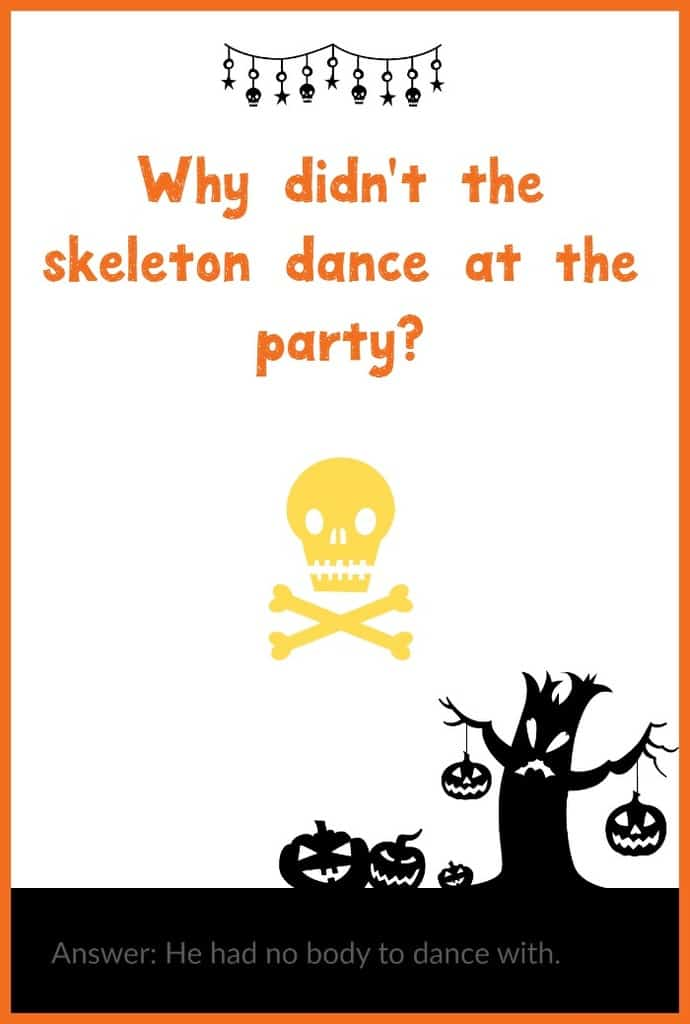 25 Hilariously Adorable Halloween Riddles for Kids - Our ...