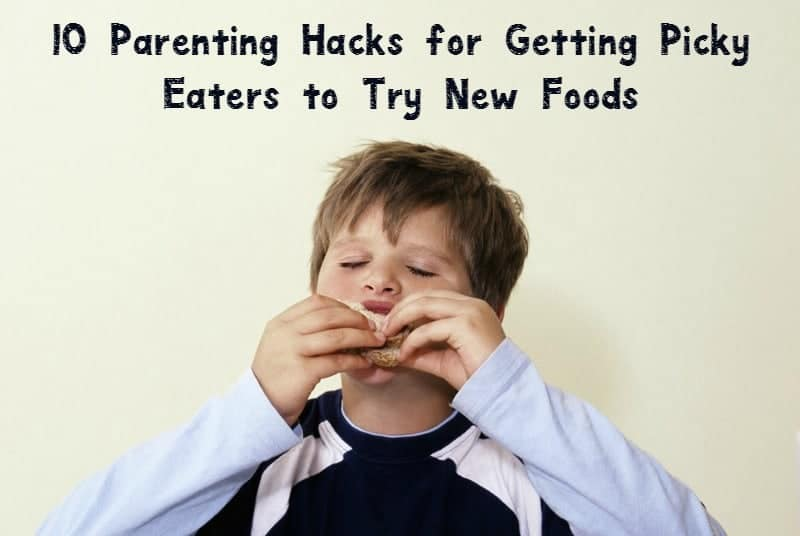 Got a picky eater? Check out these 10 easy parenting hacks to introduce new foods and expand that palate in no time!