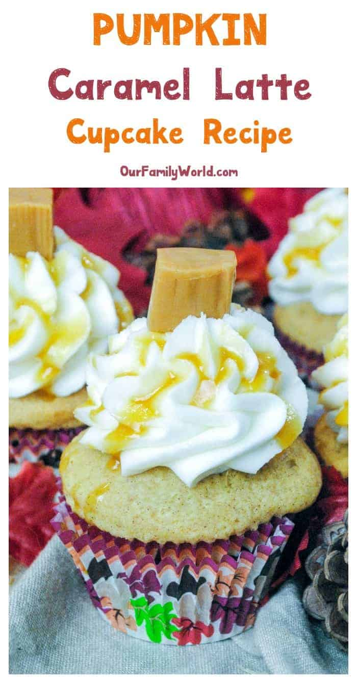 Did someone say pumpkin caramel latte cupcake? Yep, you heard right! Celebrate all the best flavors of fall with this amazing recipe! Grab it now!