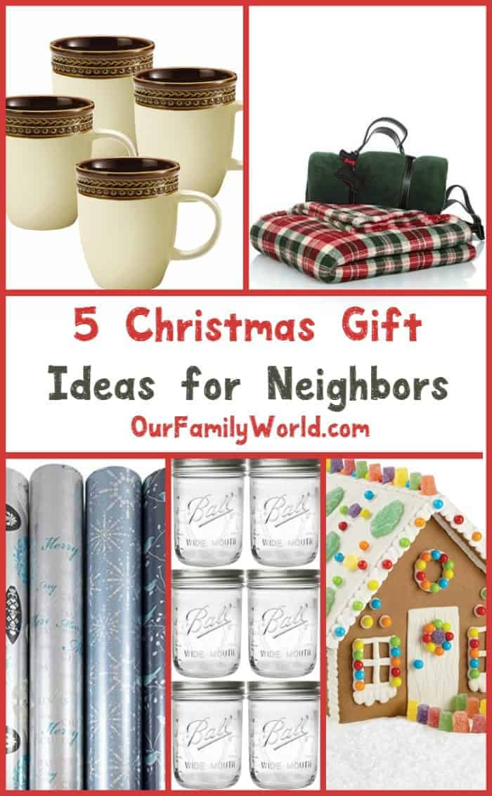 5 inexpensive yet classy christmas gift ideas for neighbors for Great gifts for neighbors on the holiday