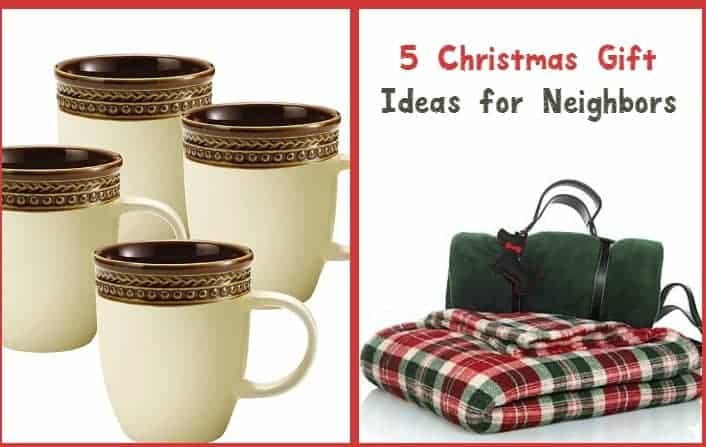 Looking for something cute yet inexpensive to give your neighbor for Christmas? Check out these 5 clever ideas!