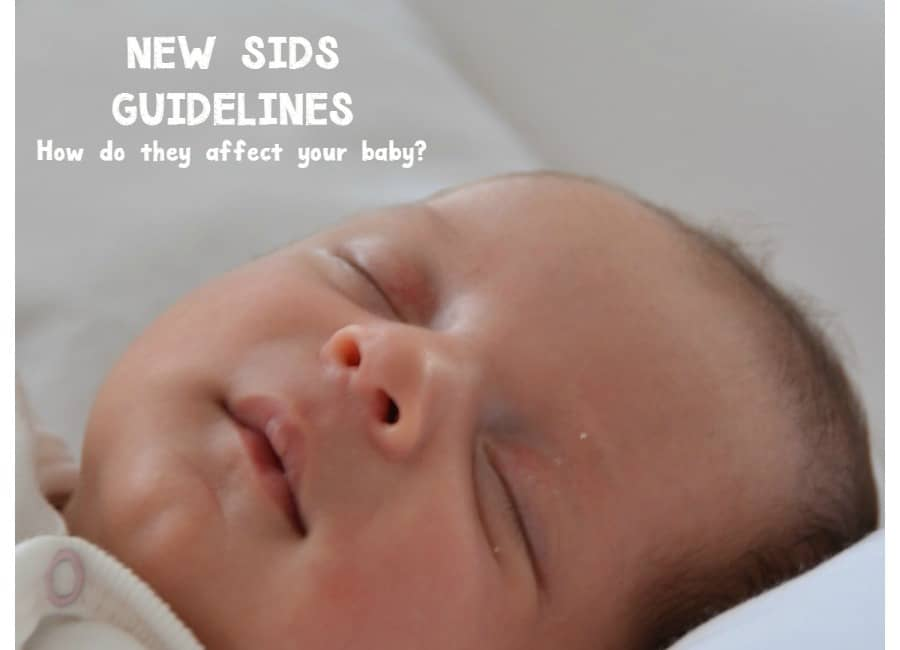 How do the new SIDS guidelines impact your and your baby? Learn more about the latest baby health guidelines for safe sleeping!