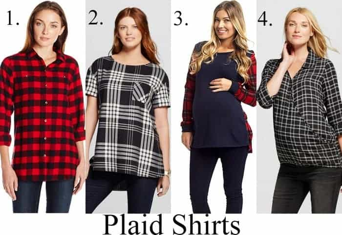 Tis the season to be jolly – and fashionable! Show off your holiday spirit with these fabulous Christmas maternity shirts!