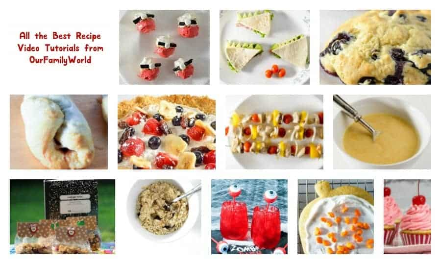 Check out all our best recipe video tutorials in one spot and get cooking!