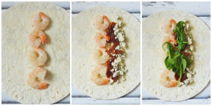 Looking for a unique lunch idea that goes beyond the typical sandwich? Check out our yummy shrimp wrap recipe!