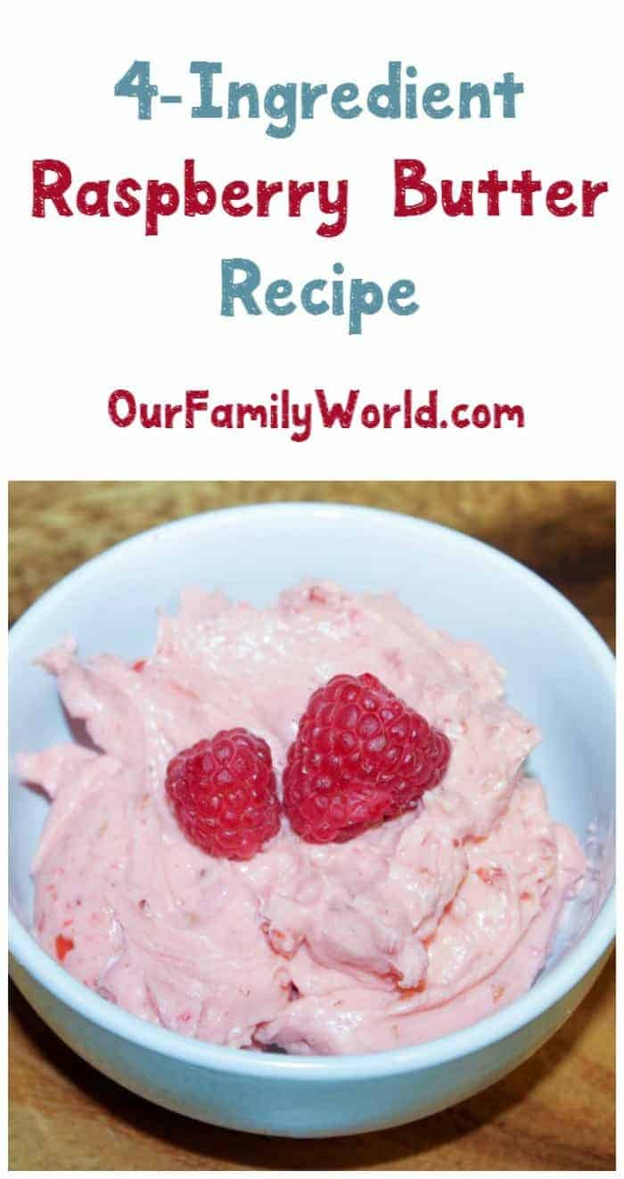 This creamy raspberry compound butter recipe made with Finlandia imported butter is perfect for both everyday and holiday breakfasts! Check it out!