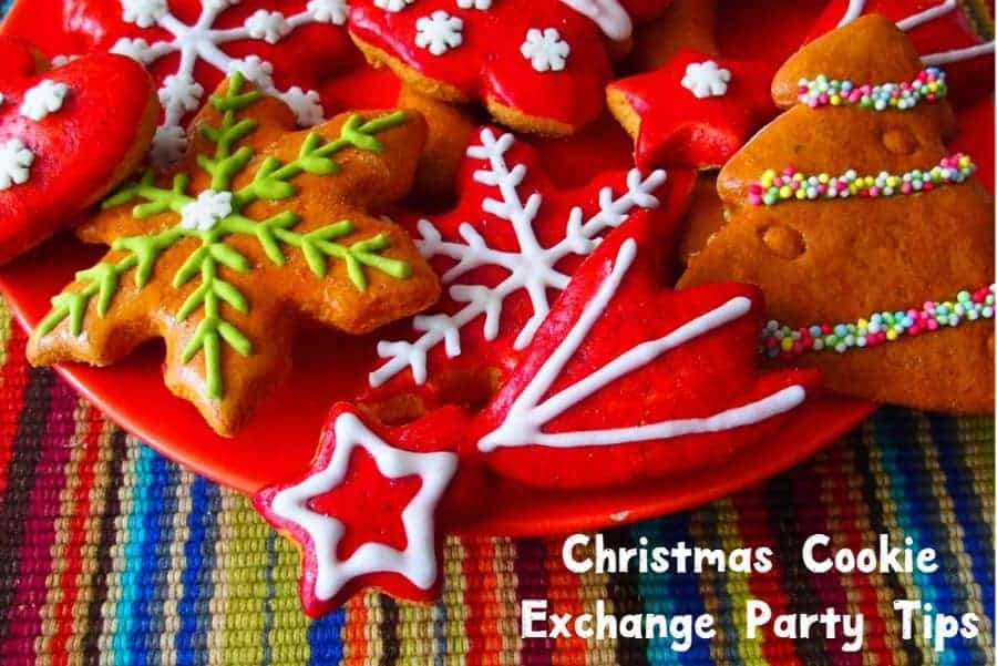 Host the most amazing Christmas cookie exchange party with these tips to help you prepare and really wow your guests!