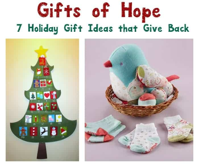 Looking for gift ideas that give back? Check out 7 ideas for everyone on your list from The American Diabetes Association Gifts of Hope & help support a great cause!