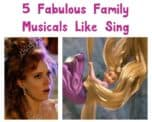 Looking for more movies like Sing? We've got you covered! Check out five great musicals that your whole family will love!