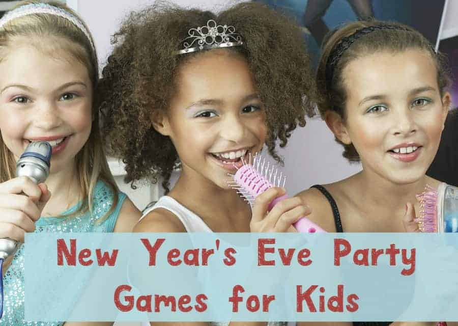 Looking for New Year's Eve party games for kids? Check out these fun ideas, including hilarious riddles and jokes, that the kids will love!