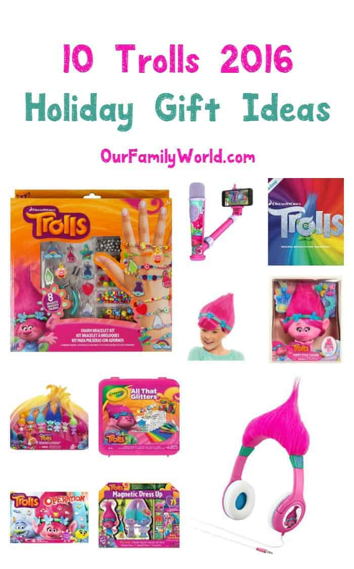 Presents Toys Christmas : Awesome trolls toys for kids ourfamilyworld