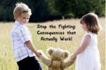 Tired of your kids fighting and misbehaving? Feel like you've tried everything? Check out our parenting tips for consequences that actually work!