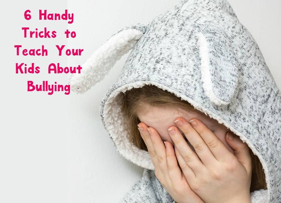 With so many kids experiencing bullying at an alarming rate, the time to teach them what to do is before it happens! Check out 6 things they need to know now!