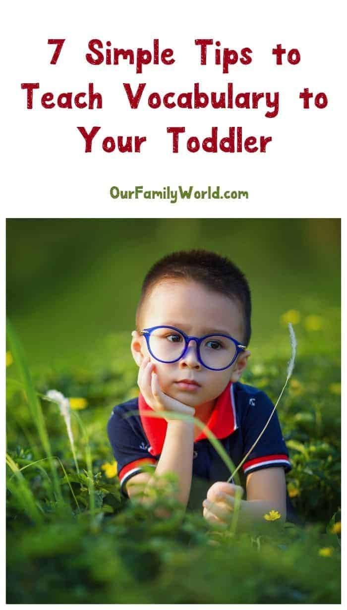 Amazingly simple toddler speech delay parenting tips to help build your child's vocabulary! Read them now!