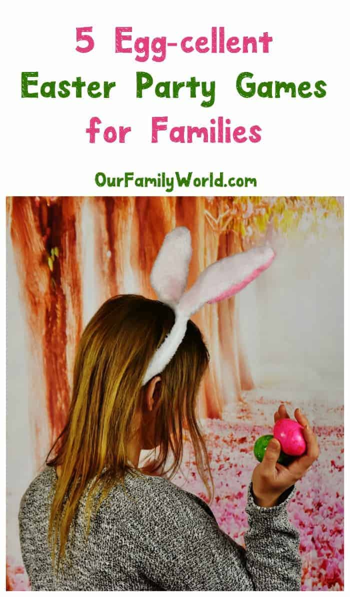 Throw a memorable spring bash that will have everyone talking with these 5 Egg-cellent Easter party games for families! Check them out!
