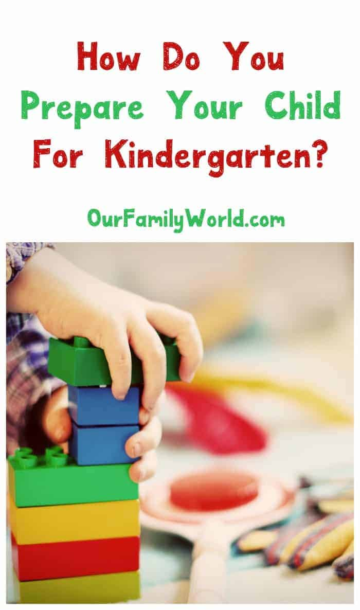 how to prepare child for preschool how do you prepare your child for kindergarten ourfamilyworld 692
