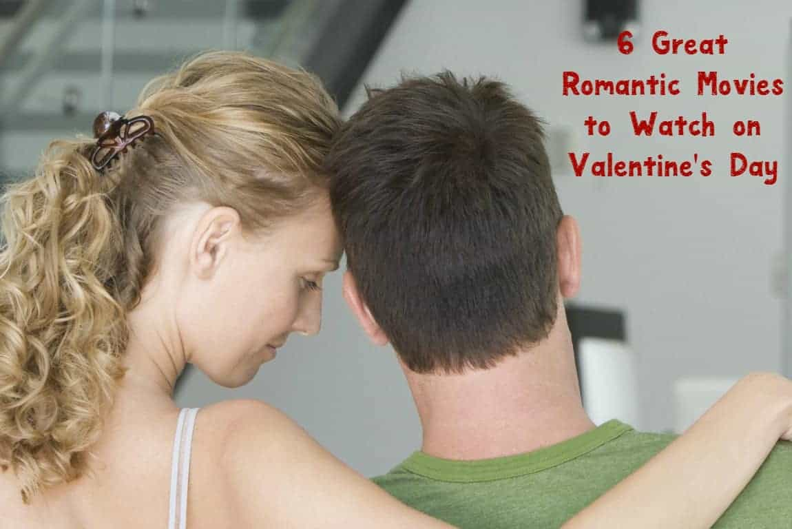 Looking for a few perfect Valentine's Day movies to watch with your true love? Check out these great romantic movies!