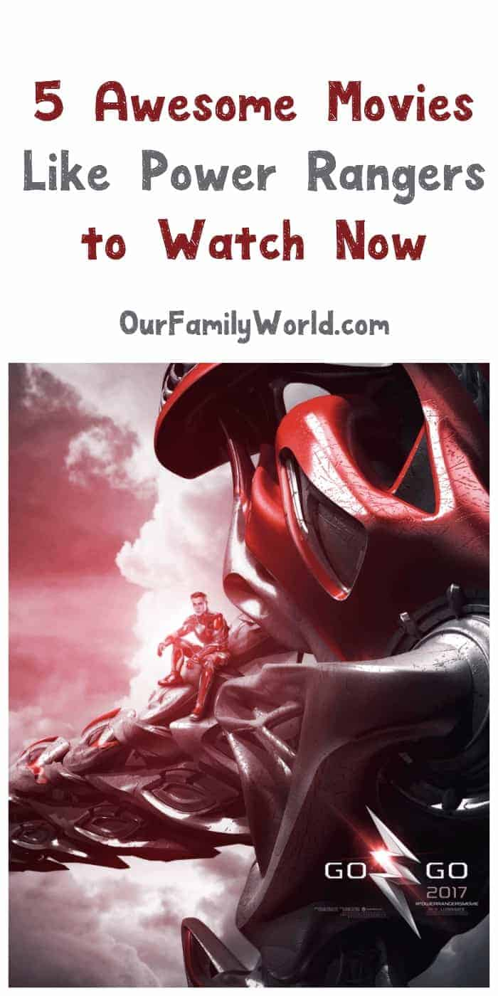 Love movies like Power Rangers? Check out 5 more incredibly adventurous action flicks your whole family will enjoy!