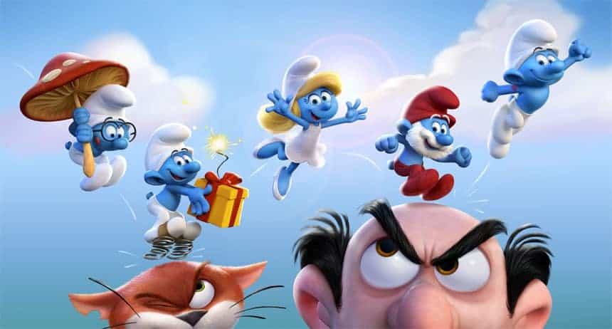 These 7 Smurfs: The Lost Village Movie Quotes will have you feeling Smurfy in no time! Check them out now!