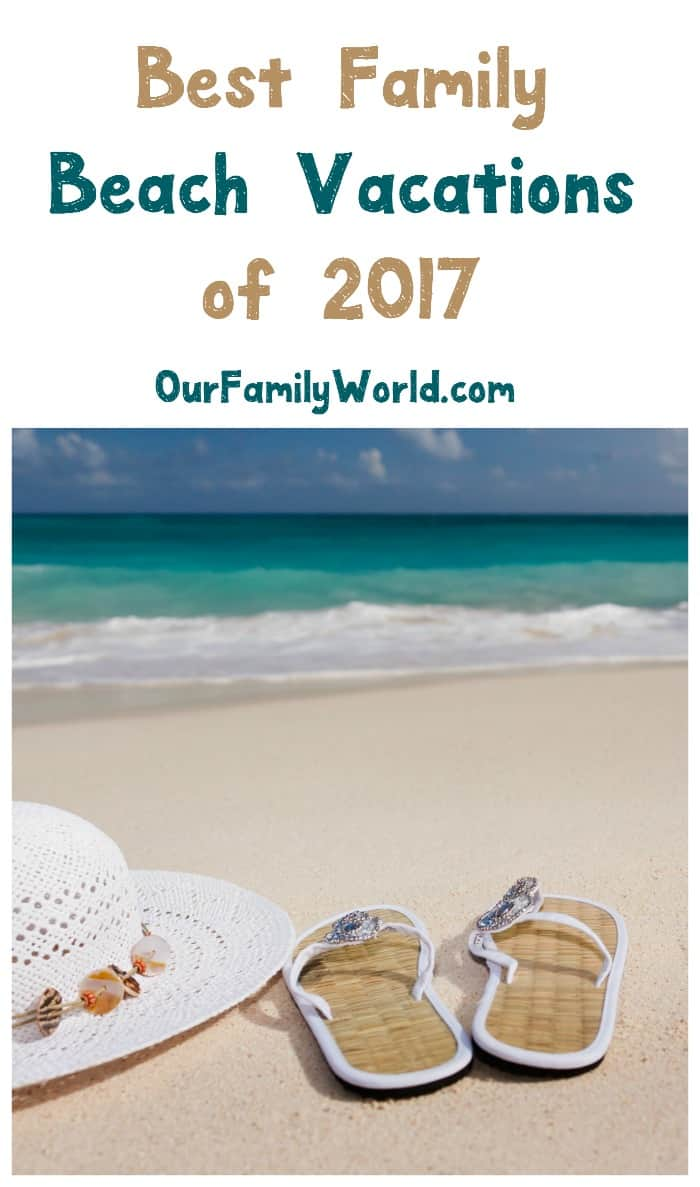 Family travel destinations best beach vacations 2017 for Best beach vacations usa