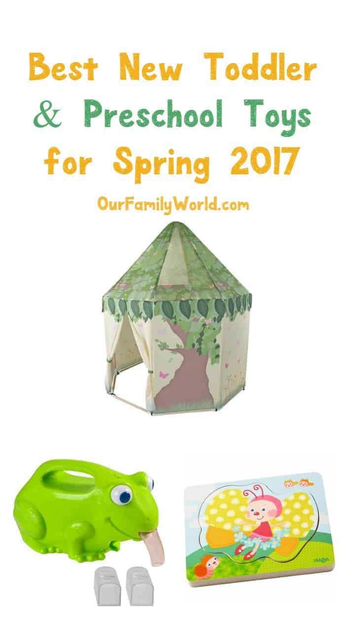 Toys For Spring : Best new toys for spring toddlers