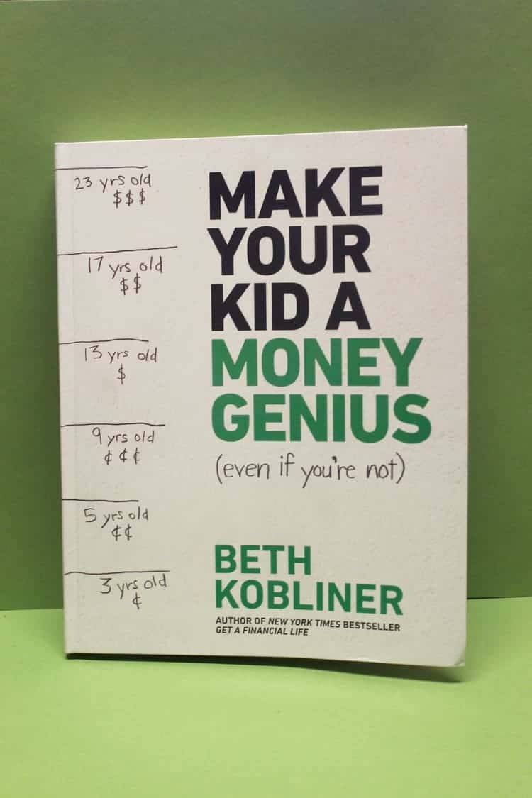 Want to teach kids about money, but not exactly a wiz yourself? Check out the parenting book, Make Your Kids a Money Genius (even when you're not)!