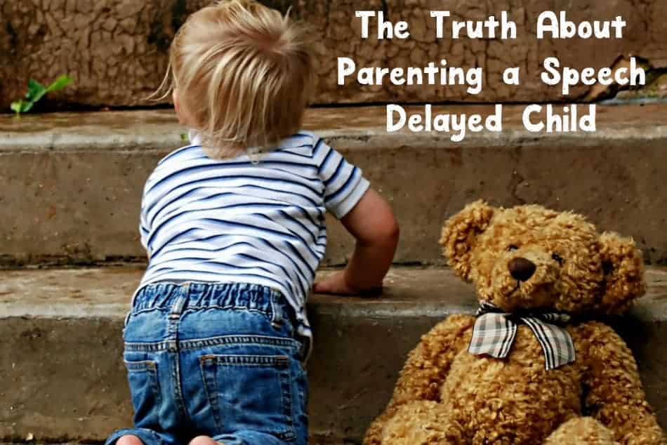 Coping with speech delays in kids can challenge you in ways you never thought possible. Learn the truth about what to expect from a mom who has been there.