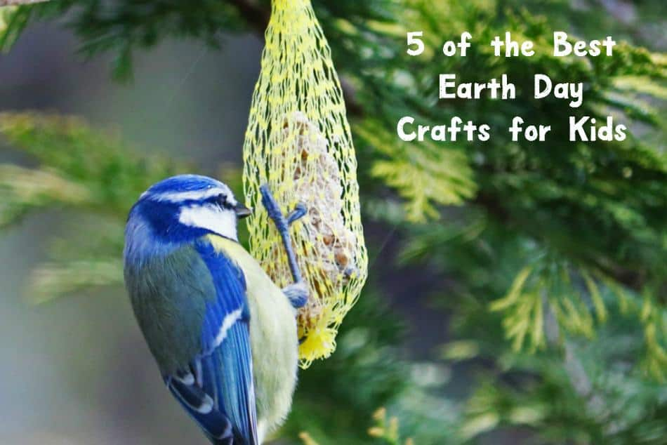 Celebrate our planet with these five easy and fun Earth Day crafts for kids! Check them out and start crafting now!