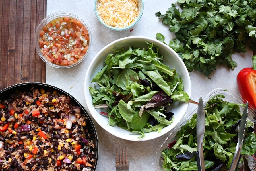 vegetarian-taco-salad-recipe