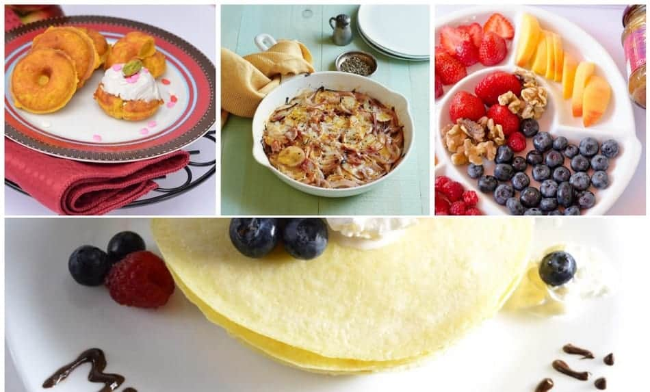 Planning a special meal for dad on his big day? Check out these 9 delicious Father's Day brunch ideas that he'll gobble up!