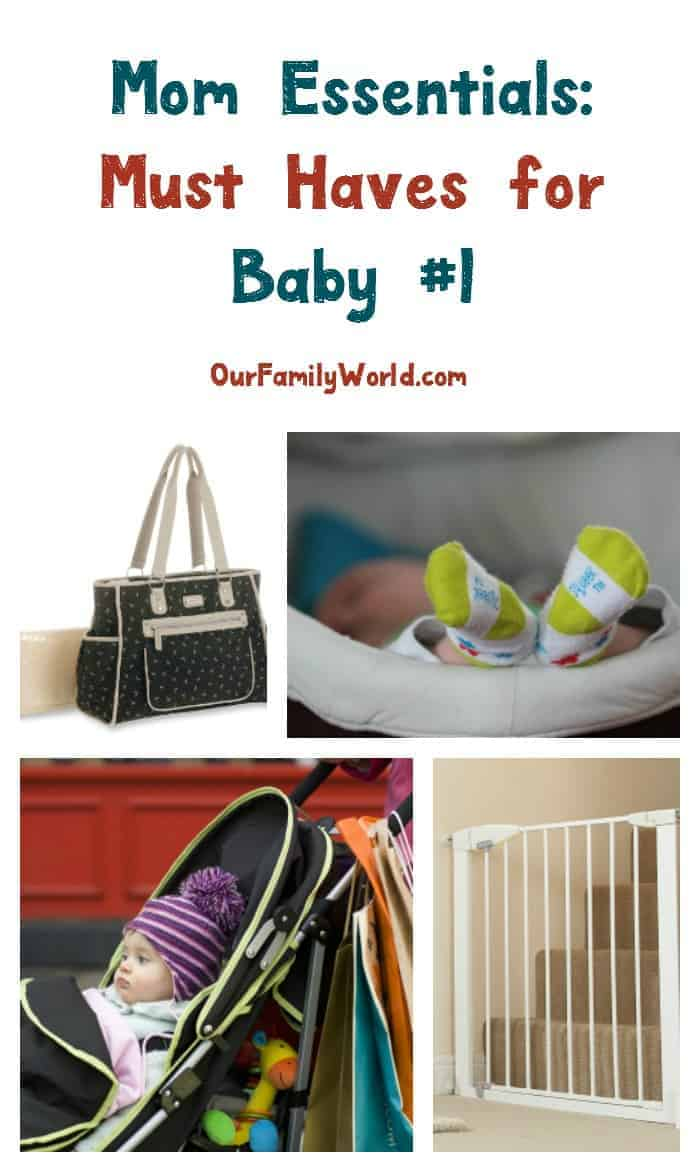 Getting ready for baby #1? Here are five new mom essentials that we know you will want to have for the first few months of having your baby.