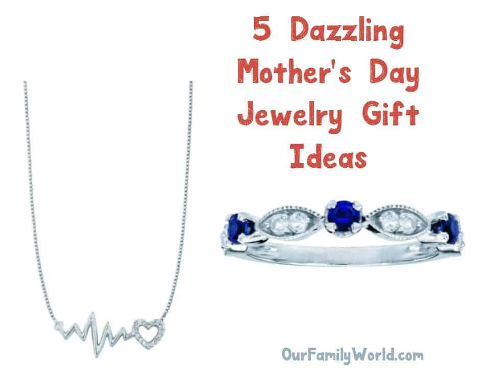 Celebrate your dazzling mom with 5 extraordinary Mother's Day gift ideas from Kay Jewelers! Check them out!